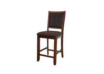 Image for Cagney Chestnut Counter Chair