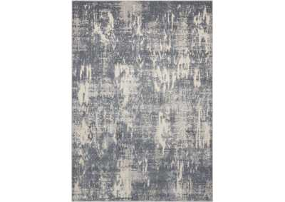 Image for Michael Amini Gleam MA602 Grey 4'x6' Area Rug