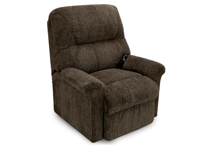 Patton Power Lift Recliner by Franklin,Old Brick