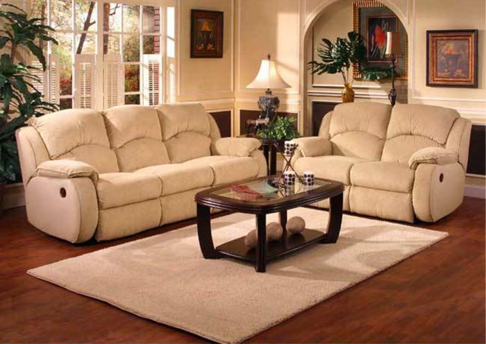 Cagney DOUBLE POWER REC SOFA by SOUTHERN MOTION, INC.,Old Brick