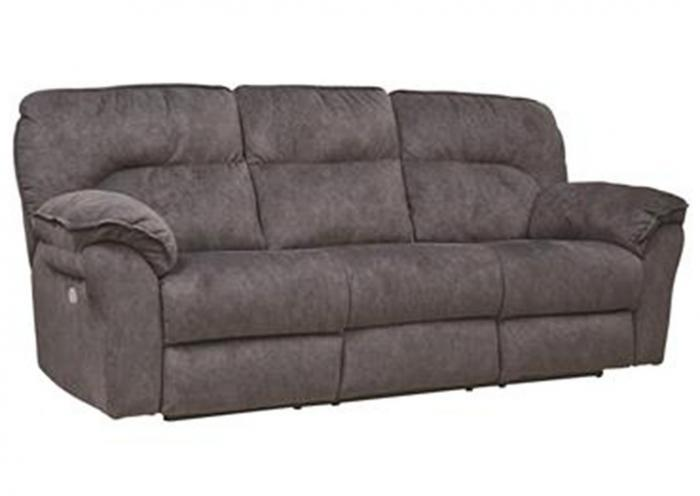 SOTH 76361P DOUBLE POWER REC SOFA by SOUTHERN MOTION, INC.,Old Brick