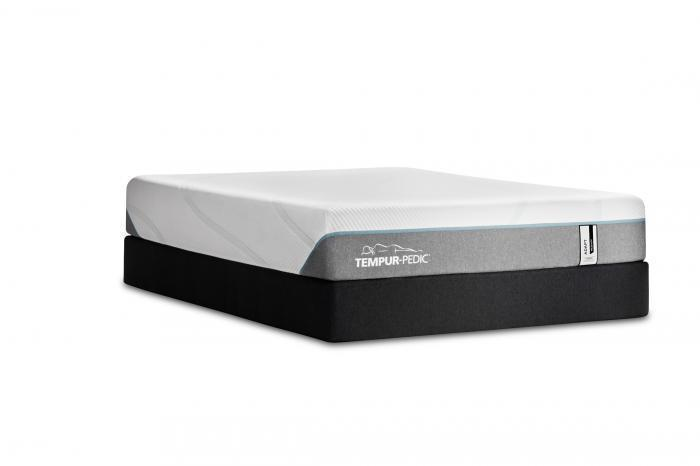 Tempur-Adapt Medium Hybrid Twin Mattress,Old Brick