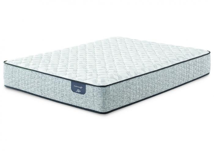 Candlewood Eurotop Twin Mattress By Serta,Old Brick