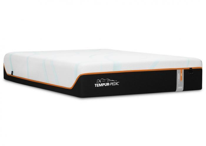 Tempur-Luxe-Adapt Firm Queen Mattress,Old Brick