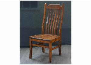 Image for Easton Pike Solid wood Side Chair by Trailway