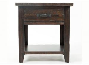 Image for Jackson Lodge Nightstand by Jofran