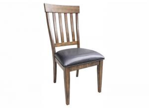 Image for Mariposa Side Chair w/Slatback