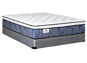 Image for Welliver Eurotop twin mattress by Kingsdown