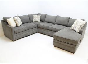 Image for F9 Customizable Sectional by Craftmaster