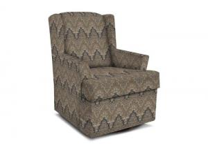 Image for Valerie Swivel Chair by England
