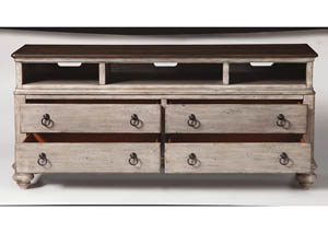 "Image for Plymouth 67"" TV Console by Flexsteel"