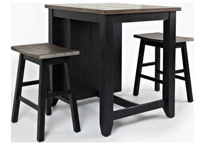 Madison County 3-Piece Dining Set by Jofran