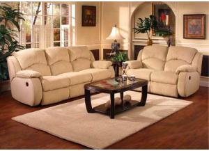 Cagney DOUBLE POWER REC SOFA by SOUTHERN MOTION, INC.
