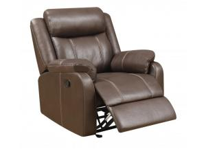 Image for Domino Glider Recliner by Klaussner