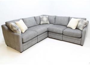 Image for F9 Customizable Power Reclining Sectional by Craftmaster