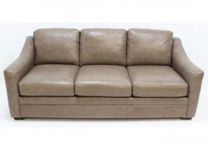 Image for Solerno Leather Sofa by Craftmaster