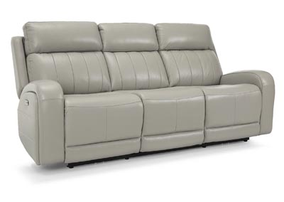 Image for Carrara Double Power Reclining Sofa by Décor-Rest