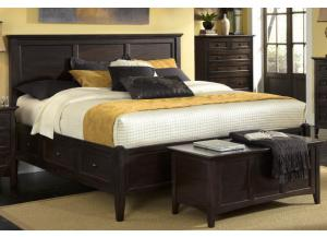 Image for Westlake Queen Storage Bed by A.America