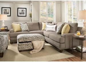 Image for 864 Julienne 3 pc Sectional by Franklin