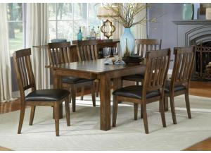 Image for Mariposa 7-Piece Dining Set by AAmerica