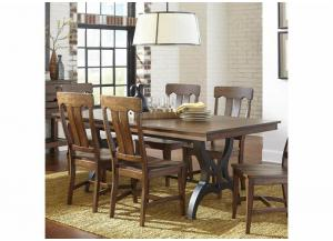 Image for The District Solid Birch Dining Table by Intercon