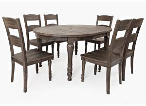 Image for Madison County 5-Piece Dining Set by Jofran