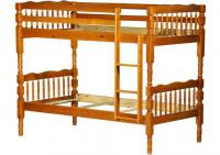 Image for Arlington Twin/Twin Bunk Bed, Honey Pine
