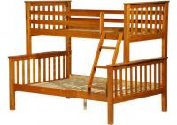 Image for Mission Twin/Full Bunk Bed