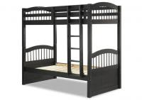 Image for Triplet Twin/Twin Bunk Bed Java