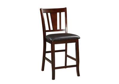 Image for Brown Counter Chair (Set of 2)