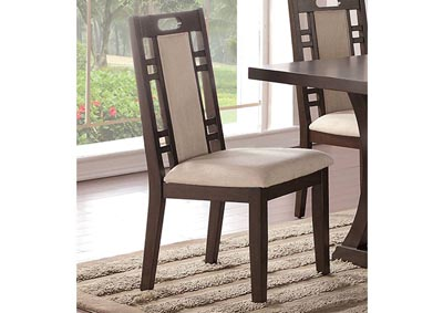 Image for Brown Dining Chair (Set of 2)