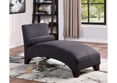 Image for Ebony Chaise Lounge