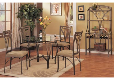 Image for Bronze Dining Chair (Set of 4)