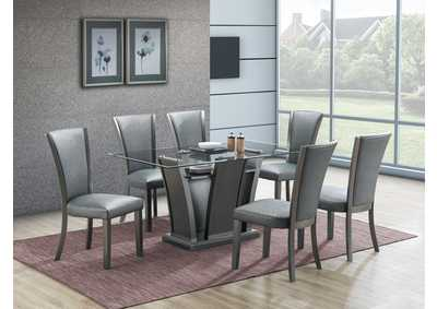 Image for Grey Dining Chair