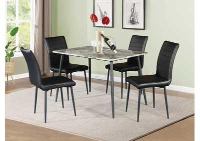 Image for Black Dining Chair