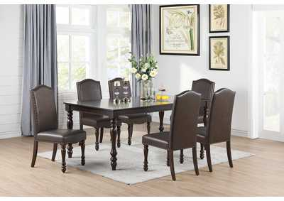 Image for Brown Dining Chair