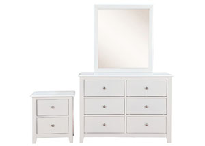 Image for White Dresser
