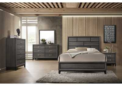 Image for Dark Grey Dresser