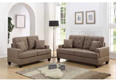 Image for Coffee 2 Piece Sofa Set