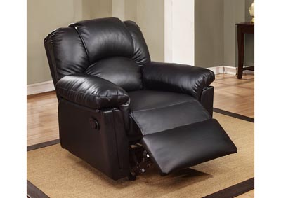 Image for Black Motion Recliner
