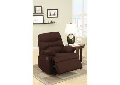 Image for Chocolate Motion Recliner