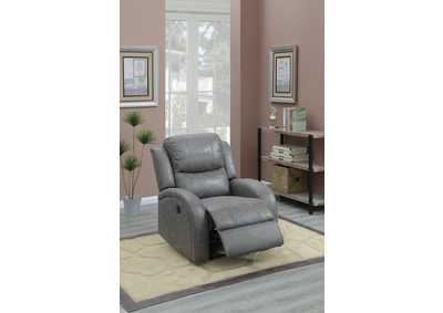 Image for Taiyus Grey Power Recliner