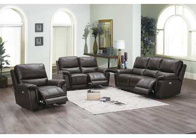 Image for Asiama Espresso Power Recliner