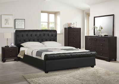 Image for Dark Brown Nightstand