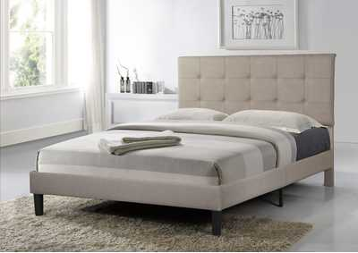 Image for Grey Queen Bed