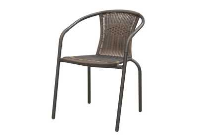 Image for Brown Stackable Chair