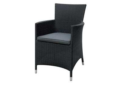 Image for Dark Grey Arm Chair