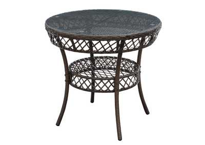 Image for Black Outdoor Table