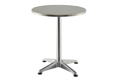 Image for Silver Outdoor Table