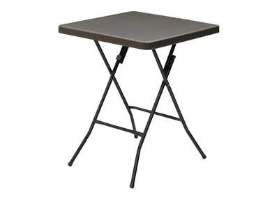 Image for Brown Foldable Table